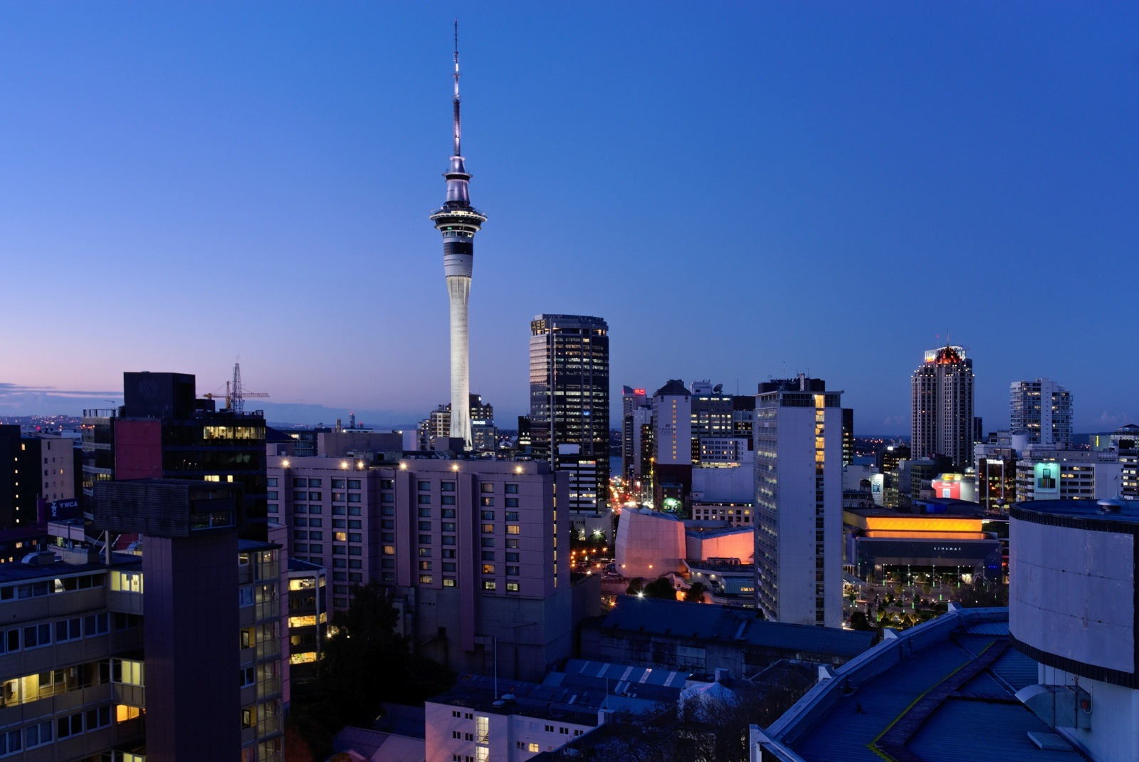 Great Eagle Hotels Auckland Limited