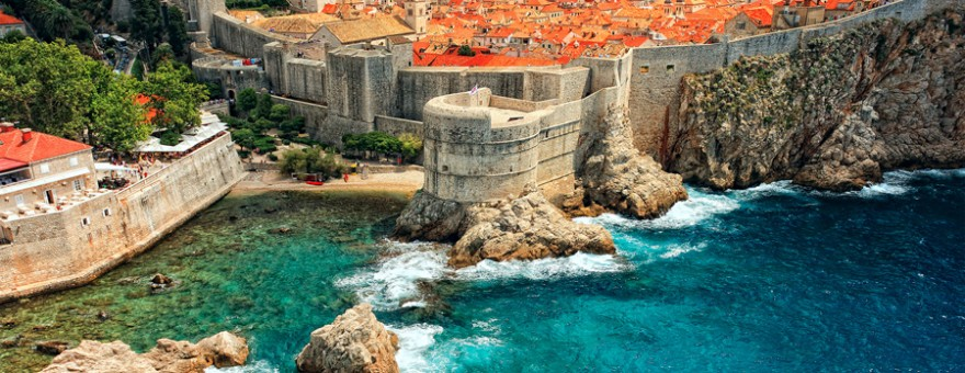 Croatia_Dubrovnik-ancient-castle