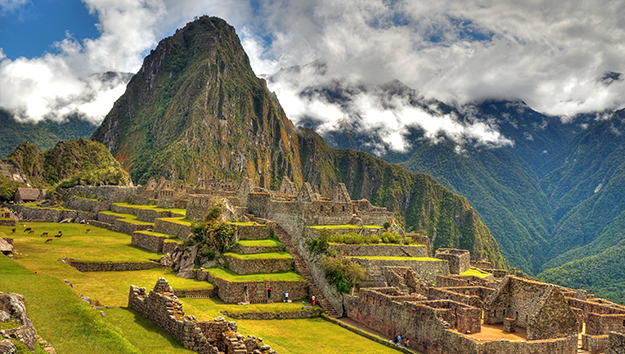 Argentina and Machu Picchu